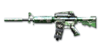 M4A1 SILENCER DUALMAG SAMPAGUITA