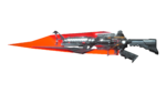 M4A1 S RED KNIFE BEAST RD KNIFE