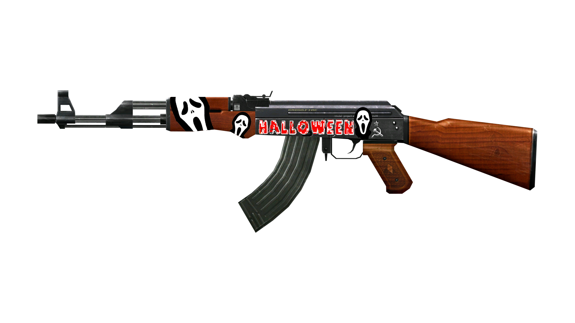 AK47-Halloween | Crossfire Wiki | FANDOM powered by Wikia