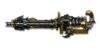 BI GatlingGun WildShot Gold