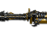 Gatling Gun-Wild Shot Gold