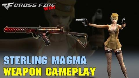 CrossFire - Sterling Magma - Weapon Gameplay