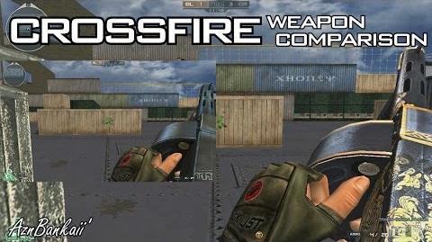 CrossFire Armsel Striker-Oriental Phoenix (Golden Phoenix) Comparison
