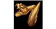 SnakeRing Gold