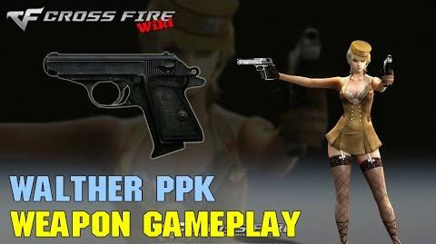 CrossFire - Walther PPK - Weapon Gameplay