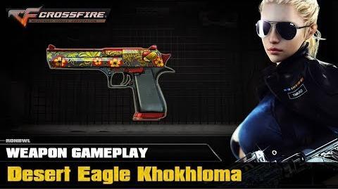CrossFire VN - Desert Eagle Khokhloma