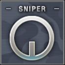 Sniper Badge Class B Level 1