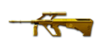 Steyr Aug A1 Ultimate Gold