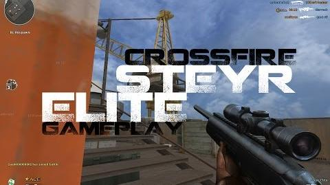 CrossFire Steyr Elite Gameplay HD ll 10DarkGamer