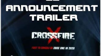 CrossFire X - E3 Announcement Trailer