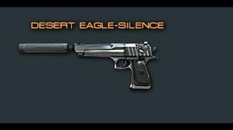 Cross Fire China Desert Eagle-Silencer Review!