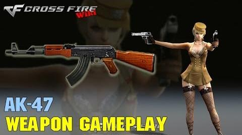 CrossFire - AK-47 - Weapon Gameplay