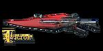 M4A1 S RED KNIFE BEAST KNIFE