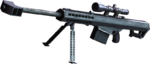 Barrett M82A1 Side View