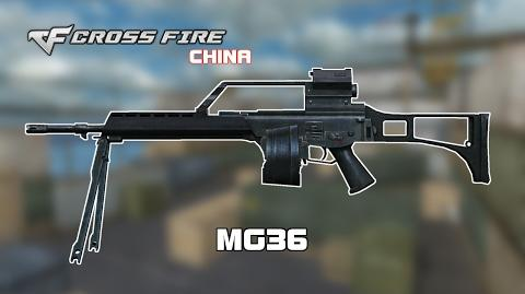CF China MG36 showcase by svanced