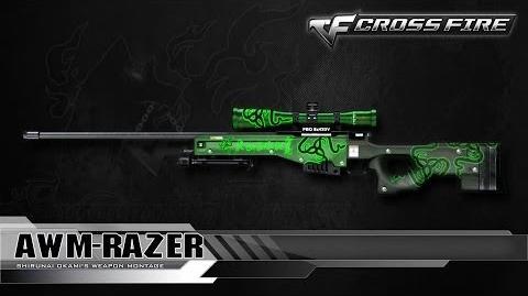 CrossFire China AWM-Razer ☆
