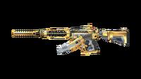 M4A1 S UNDER TECH GOLD RD1