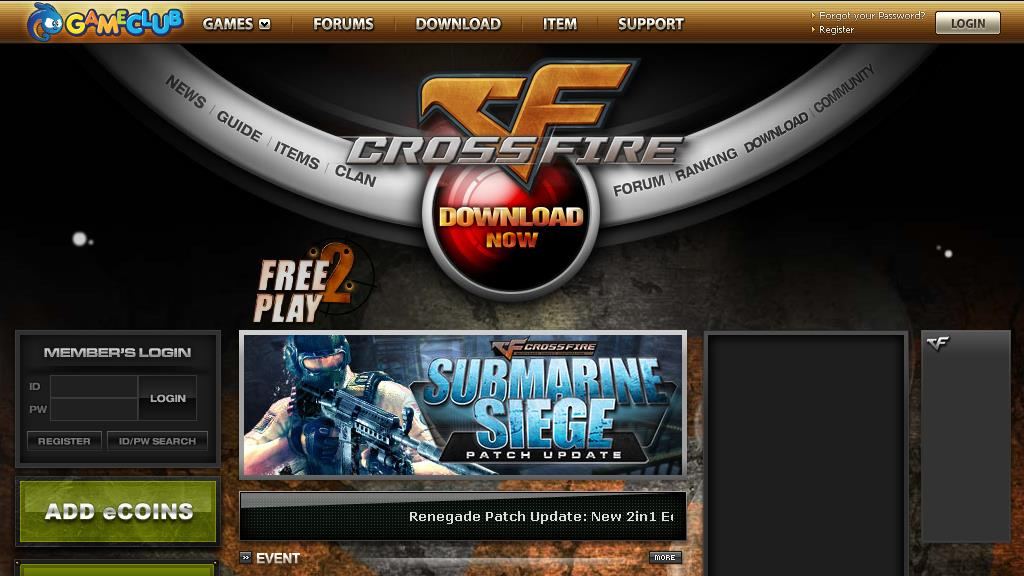 CF Philippines | Crossfire Wiki | FANDOM powered by Wikia