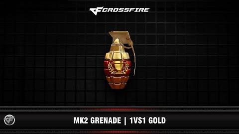 CF MK2 Grenade 1vs1 Gold
