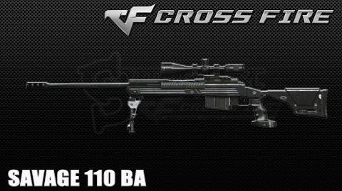 CrossFire Vietnam Savage 110BA ☆