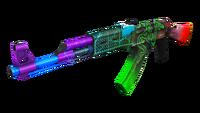 AK47-CHROMA RENDER 02