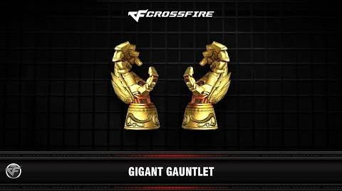 CF Gigant Gauntlet