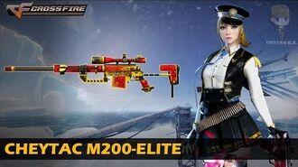 CrossFire Vietnam CheyTac M200-Elite