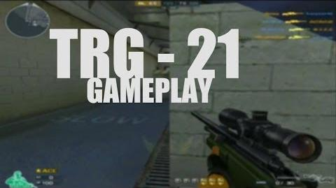 CrossFire TRG-21 Gameplay HD ll 10DarkGamer