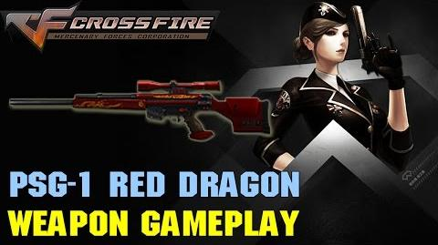 CrossFire VN - PSG-1 Red Dragon