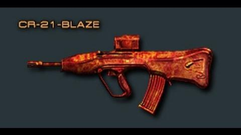 Cross Fire China CR-21-Blaze Review !