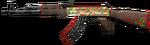AK-47-Xmas CAT Render