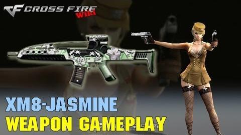 CrossFire - XM8 Jasmine - Weapon Gameplay