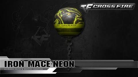 CrossFire Vietnam Iron Mace-Neon ☆