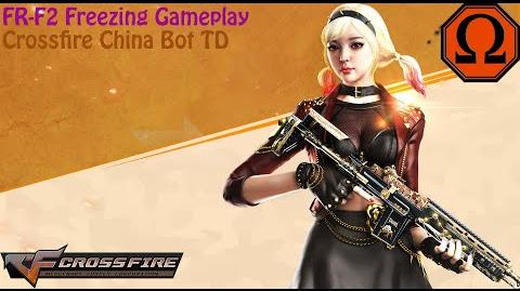 Crossfire China - FR-F2 Freezing Gameplay (Solo Bot TD)-0