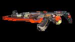 AK47 RED KNIFE BEAST RD