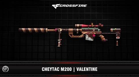 CF Cheytac M200 Valentine 2019