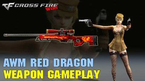 CrossFire - AWM Red Dragon - Weapon Gameplay