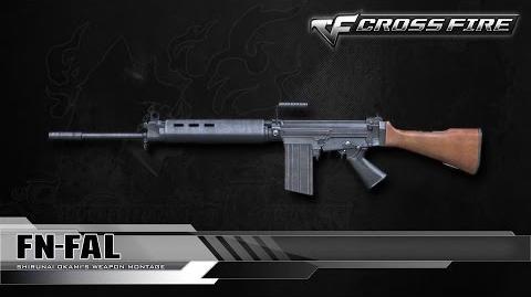 CrossFire China FN FAL ☆