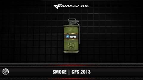 CF Smoke CFS 2013