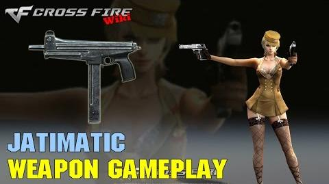 CrossFire - Jatimatic - Weapon Gameplay