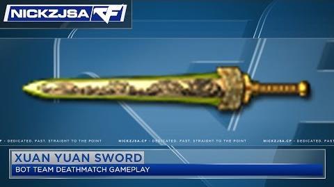 Xuan Yuan Sword - CROSSFIRE China 2