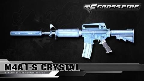 CrossFire Korea M4A1-S Crystal ☆