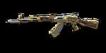 AK47 KNIFE ROYALGUARD 3RD BAGICON