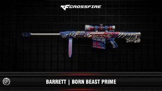 CF Barrett Born Beast Prime