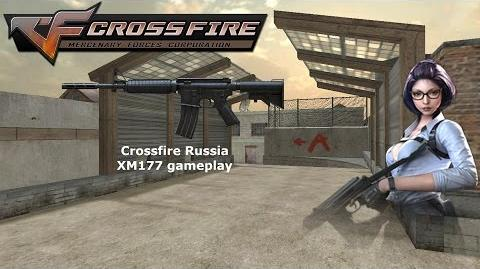 Crossfire Russia XM177 gameplay-0