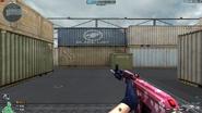 AK47 Knife Blossoms