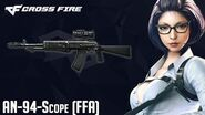 Crossfire Vietnam AN-94-Scope gameplay (FFA)