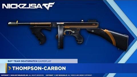 Thompson-Carbon CROSSFIRE North America 2