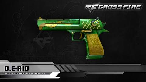 CrossFire China 2.0 D