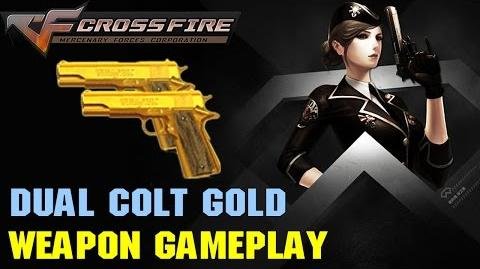 CrossFire VN - Dual Colt Gold